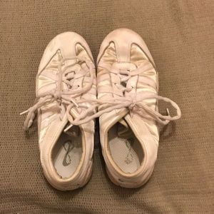 Nfinity cheer shoes!